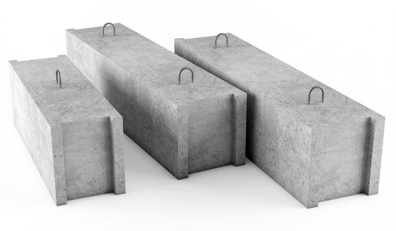 фундаментные блоки для опор освещения